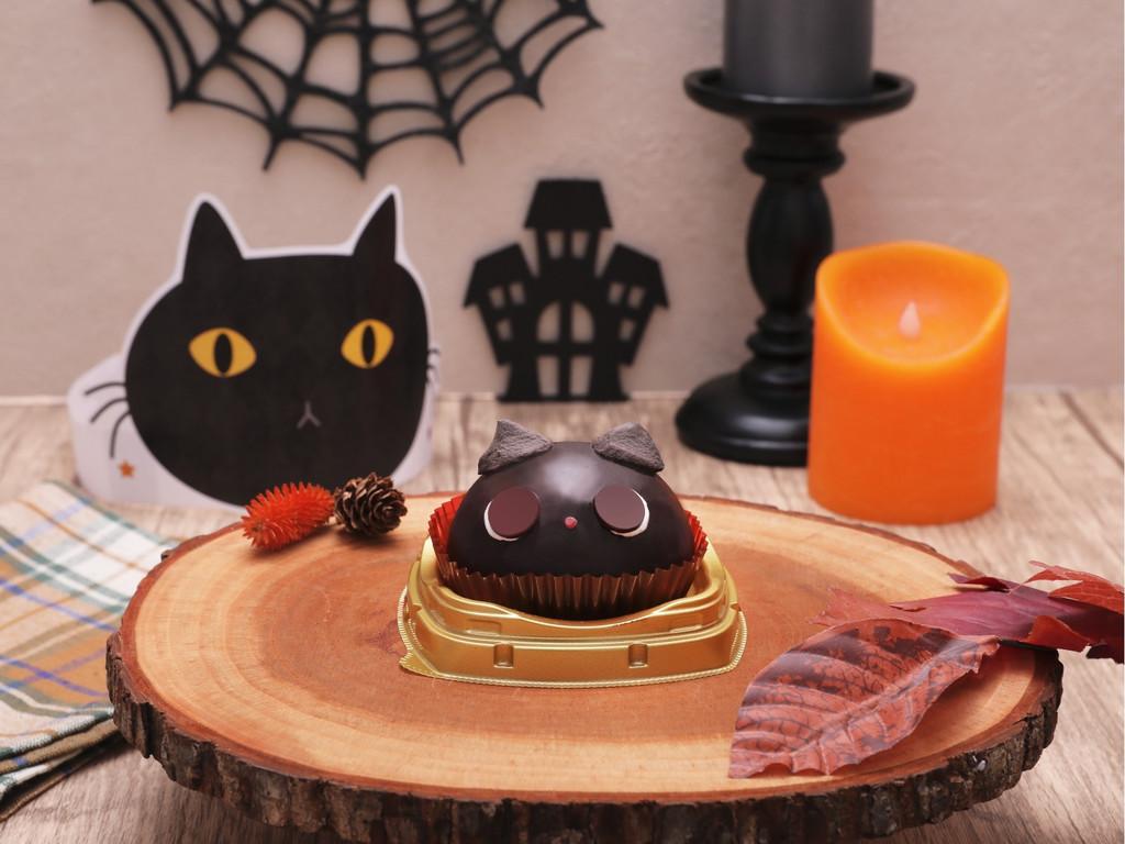 黒猫ザッハトルテ位