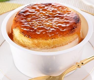 4種チーズのブリュレチーズケーキ位