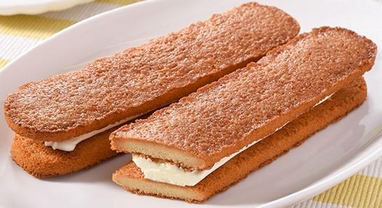 香ばしクッキーサンド キャラメル&バニラ