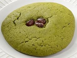 宇治抹茶のソフトクッキー位