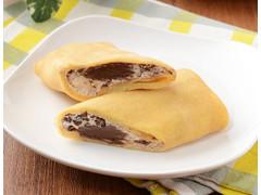 Uchi Cafe' もっちりクレープ生チョコ&チョコチップ