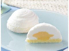 Uchi Cafe' モフマシュ もふもふしたマシュマロケーキ